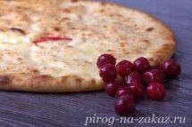 Осетинский пирог с вишней «Балджын»