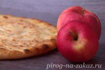 Осетинский пирог с яблоками «Фыткъуыджын»