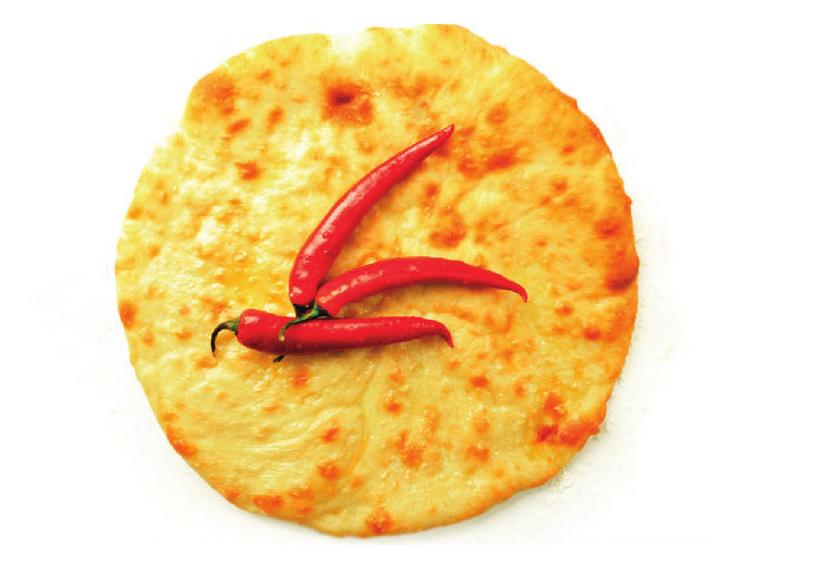 Картофджин со жгучим перцем