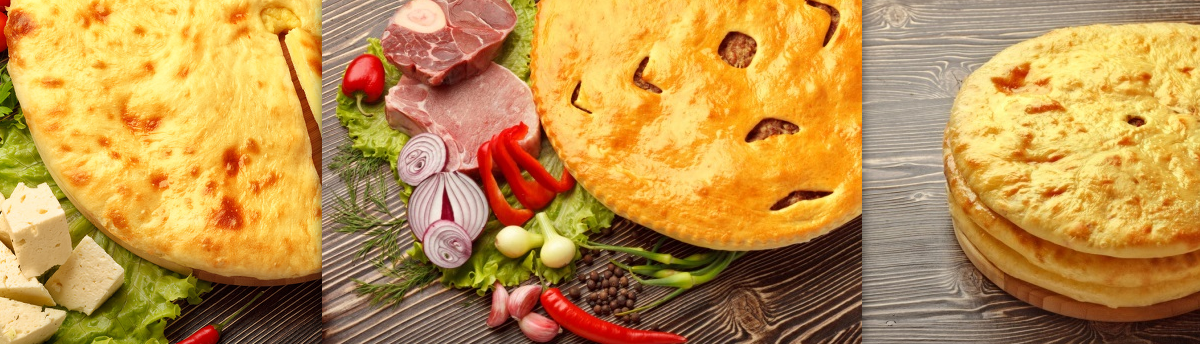 Вкусные и интересные рецепты осетинских пирогов