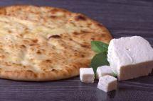 Осетинские пироги со шпинатом и сыром