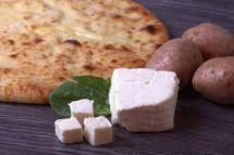 Осетинские пироги с картошкой и сыром «Картофджин»