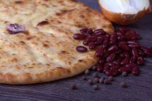 Осетинские пироги с фасолью «Кадурджин»
